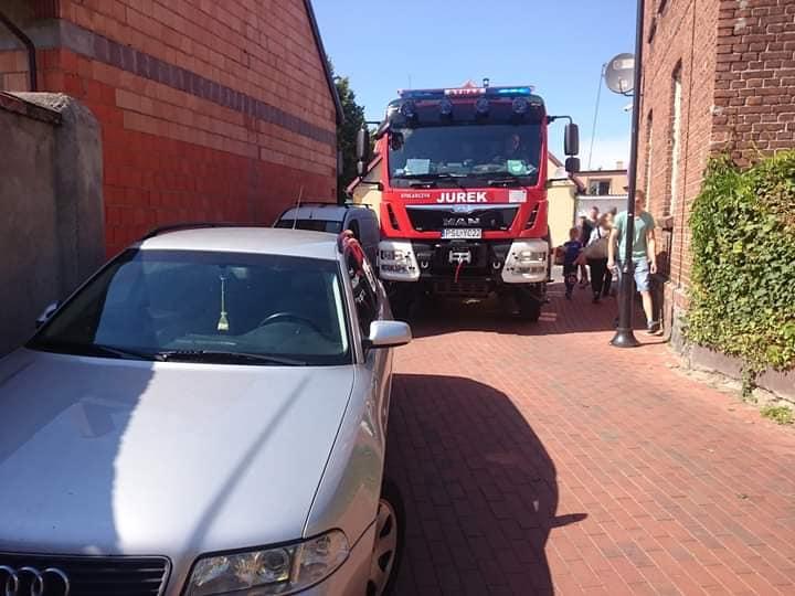 Strażacy apelują do kierowców